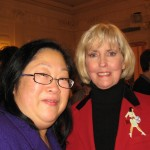 With Lily Ledbetter at White House signing of her bill